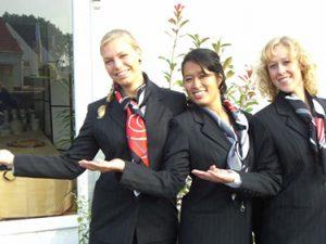 hostess travel service